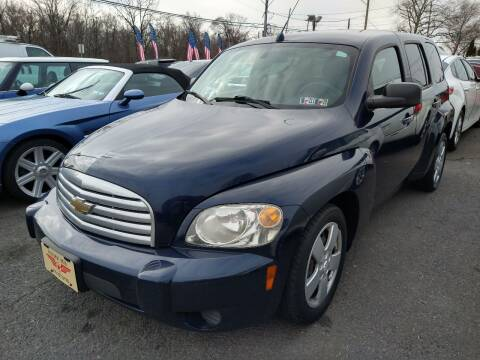 2011 Chevrolet HHR for sale at P J McCafferty Inc in Langhorne PA