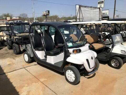 2014 GEM e4S  for sale at METRO GOLF CARS INC in Fort Worth TX