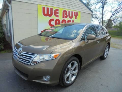 2009 Toyota Venza for sale at Right Price Auto Sales in Murfreesboro TN