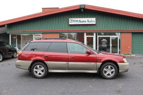 2004 Subaru Outback for sale at Gentry Auto Sales in Portage MI