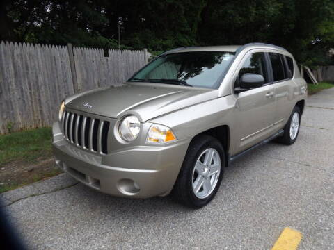 2010 Jeep Compass for sale at Wayland Automotive in Wayland MA