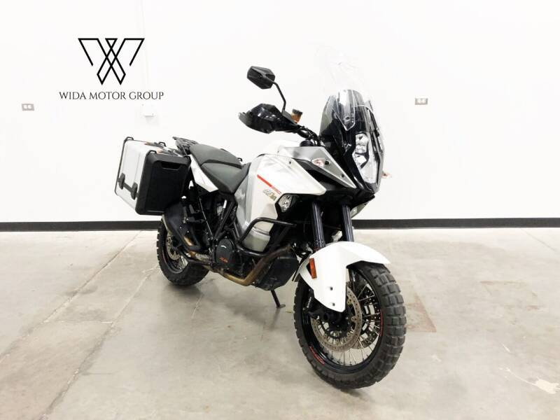 2015 KTM 1290 Super Adventure for sale at Wida Motor Group in Bolingbrook IL