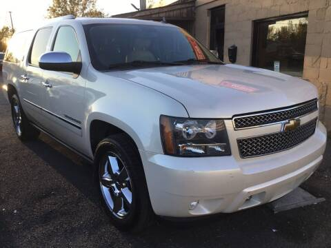 2010 Chevrolet Suburban for sale at eAutoDiscount in Buffalo NY