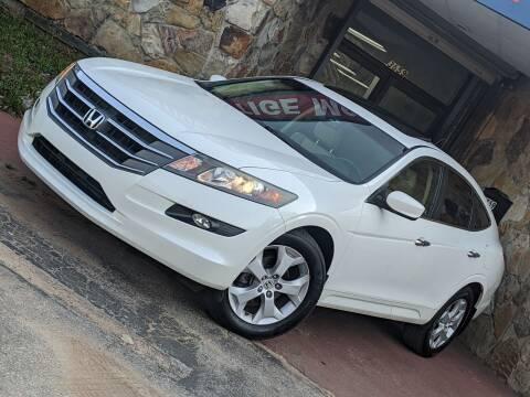 2012 Honda Crosstour for sale at Atlanta Prestige Motors in Decatur GA