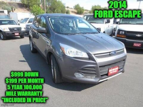 2014 Ford Escape for sale at D&D Auto Sales, LLC in Rowley MA