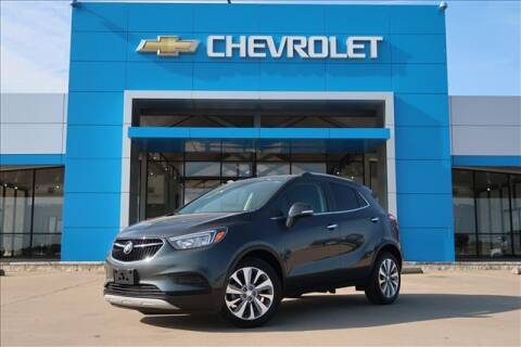 2018 Buick Encore for sale at Lipscomb Auto Center in Bowie TX