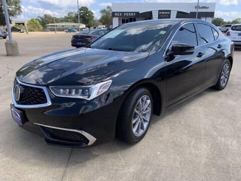 2018 Acura TLX for sale at AutoJacksTX.com in Nacogdoches TX