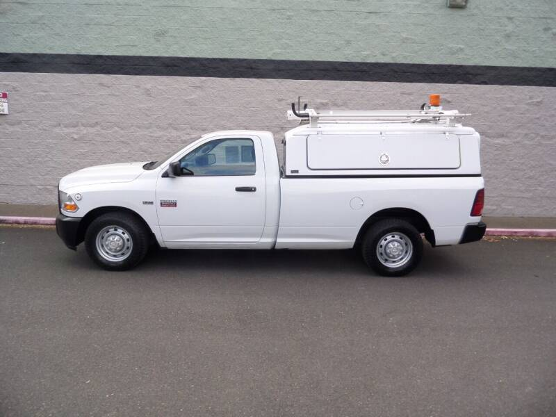 2012 RAM Ram Pickup 2500 for sale at Al Hutchinson Auto Center in Corvallis OR