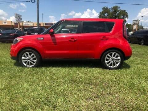 2017 Kia Soul for sale at Unique Motor Sport Sales in Kissimmee FL