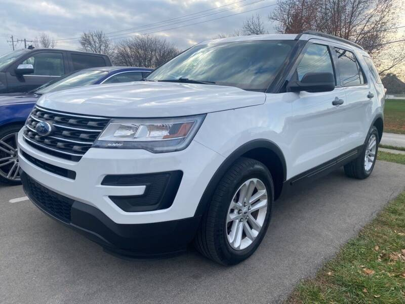 2017 Ford Explorer for sale at Coast to Coast Imports in Fishers IN