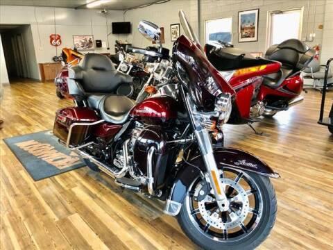 2015 Harley-Davidson FLHTKL for sale at Richardson Sales & Service in Highland IN