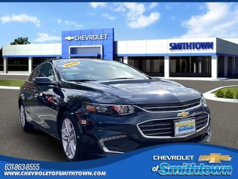 2018 Chevrolet Malibu for sale at CHEVROLET OF SMITHTOWN in Saint James NY