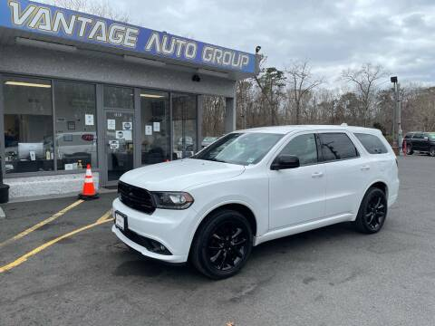 2018 Dodge Durango for sale at Vantage Auto Group in Brick NJ