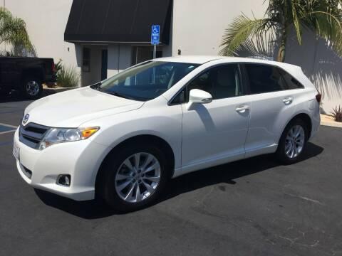 2013 Toyota Venza for sale at MANGIONE MOTORS ORANGE COUNTY in Costa Mesa CA