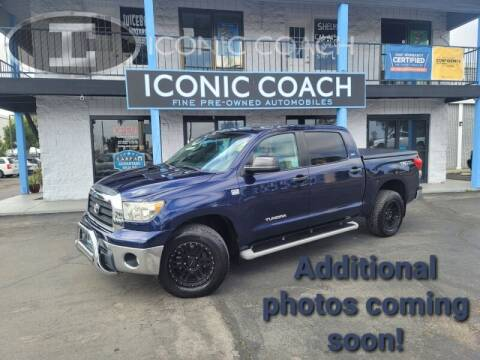 2008 Toyota Tundra for sale at Iconic Coach in San Diego CA