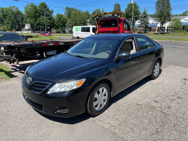 2010 Toyota Camry for sale at Candlewood Valley Motors in New Milford CT