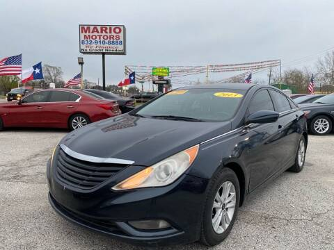 2013 Hyundai Sonata for sale at Mario Motors in South Houston TX