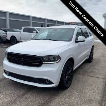 2017 Dodge Durango for sale at Coast to Coast Imports in Fishers IN