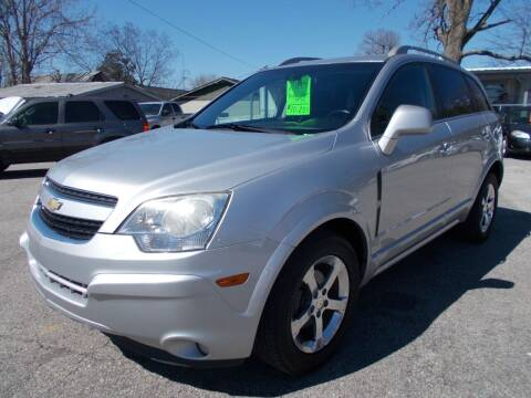 2014 Chevrolet Captiva Sport for sale at Culpepper Auto Sales in Cullman AL