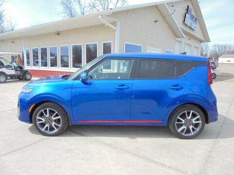 2020 Kia Soul for sale at Milaca Motors in Milaca MN