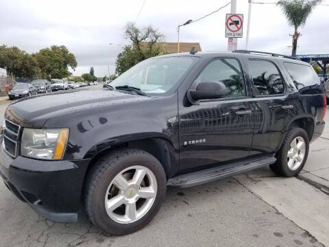 2009 Chevrolet Tahoe for sale at Olympic Motors in Los Angeles CA
