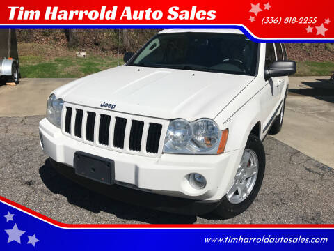 2007 Jeep Grand Cherokee for sale at Tim Harrold Auto Sales in Wilkesboro NC