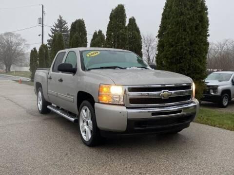 2009 Chevrolet Silverado 1500 for sale at Betten Baker Preowned Center in Twin Lake MI