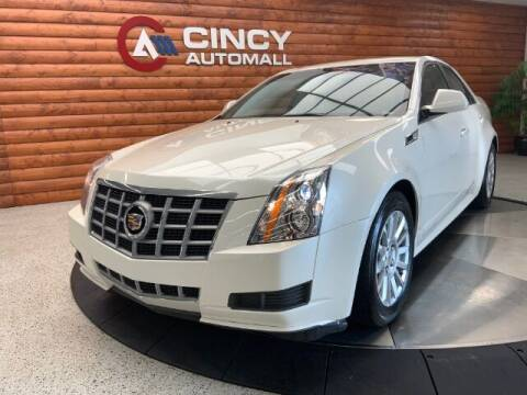 2012 Cadillac CTS for sale at Dixie Motors in Fairfield OH