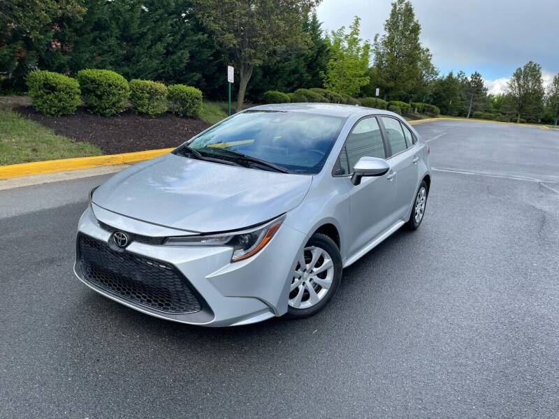 2020 Toyota Corolla for sale in Sterling, VA
