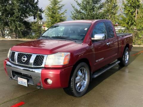 2005 Nissan Titan for sale at South Tacoma Motors Inc in Tacoma WA