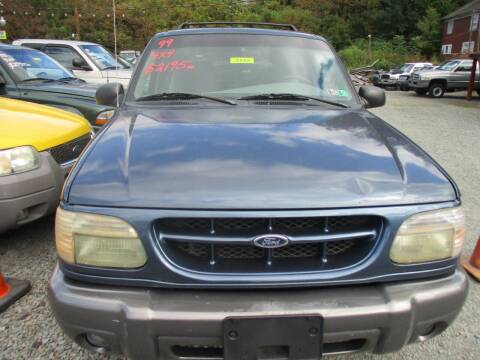 1999 Ford Explorer for sale at FERNWOOD AUTO SALES in Nicholson PA