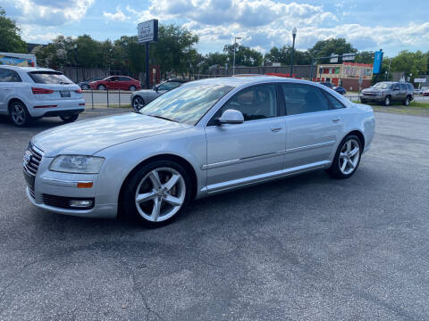 2009 Audi A8 L for sale at BWK of Columbia in Columbia SC