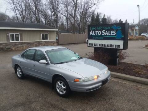 1999 Oldsmobile Intrigue for sale at Lake Michigan Auto Sales & Detailing in Allendale MI