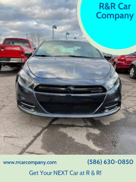 2014 Dodge Dart for sale at R&R Car Company in Mount Clemens MI