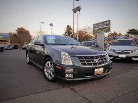 2008 Cadillac STS for sale at Save Auto Sales in Sacramento CA