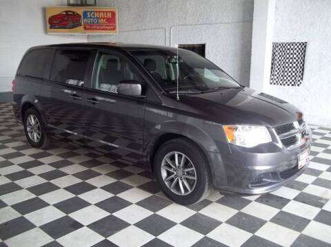 2016 Dodge Grand Caravan for sale at Schalk Auto Inc in Albion NE