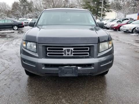2007 Honda Ridgeline for sale at Official Auto Sales in Plaistow NH