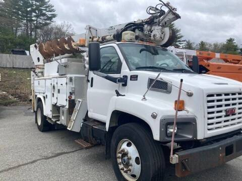 2005 GMC c-8500 for sale at Bay Road Truck in Rowley MA