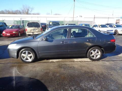 2005 Honda Accord for sale at Cars Unlimited Inc in Lebanon TN