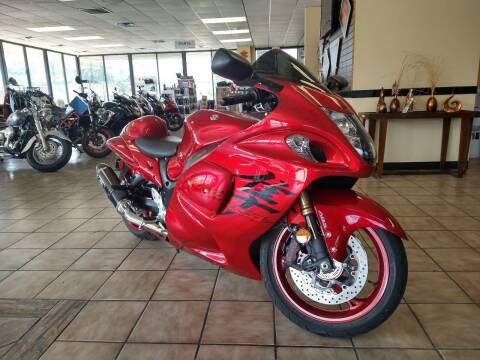 2020 Suzuki HAYABUSA (GSX1300RAM0) for sale at Suzuki of Tulsa in Tulsa OK