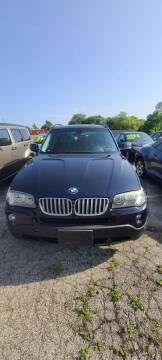 2010 BMW X3 for sale at Chicago Auto Exchange in South Chicago Heights IL