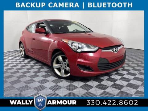 2015 Hyundai Veloster for sale at Wally Armour Chrysler Dodge Jeep Ram in Alliance OH