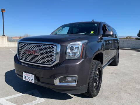 2015 GMC Yukon XL for sale at BAY AREA CAR SALES 2 in San Jose CA