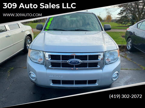 2008 Ford Escape for sale at 309 Auto Sales LLC in Harrod OH