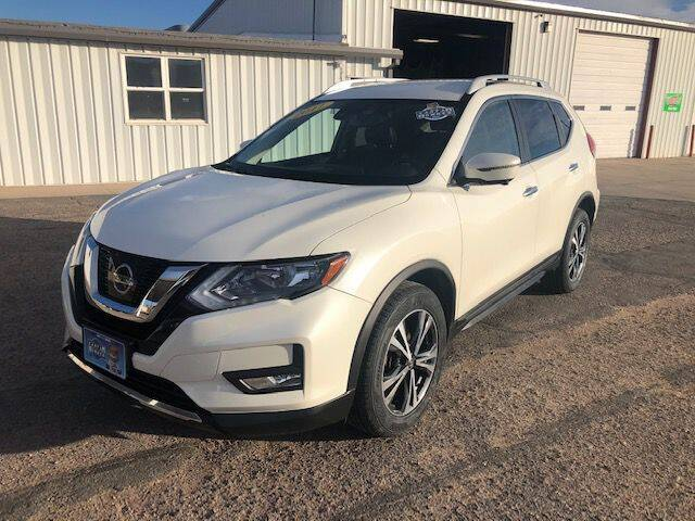 2017 Nissan Rogue for sale at Valley Auto Locators in Gering NE