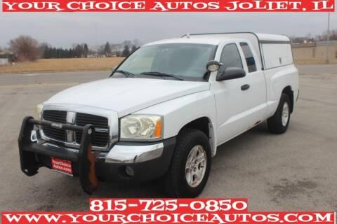 2005 Dodge Dakota for sale at Your Choice Autos - Joliet in Joliet IL