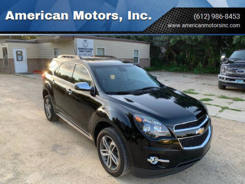 2016 Chevrolet Equinox for sale at American Motors, Inc. in Farmington MN