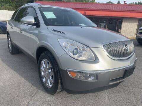 2012 Buick Enclave for sale at CON ALVARO ¡TODOS CALIFICAN!™ in Columbia TN