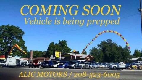 2012 GMC Savana Passenger for sale at ALIC MOTORS in Boise ID