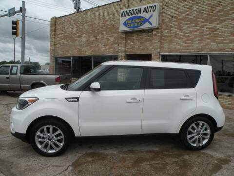 2019 Kia Soul for sale at Kingdom Auto Centers in Litchfield IL